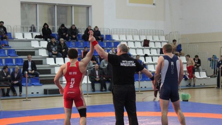 В Кургане пройдет всероссийский турнир по греко-римской борьбе