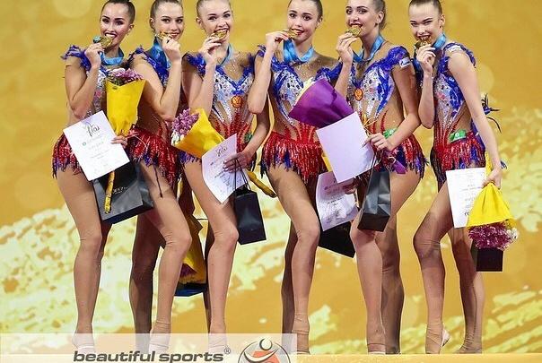 Спортсменка из Самары стала чемпионкой мира по художественной гимнастике