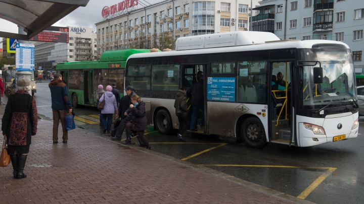 В микрорайон Солнечный начнет ездить новый автобусный маршрут