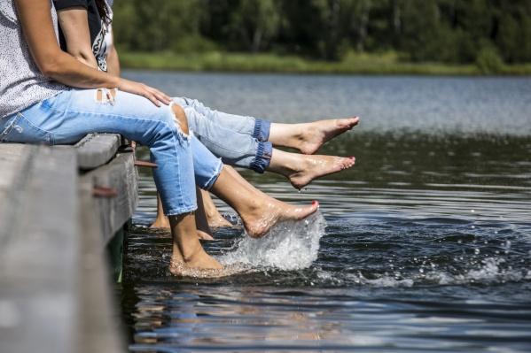 Лето ожидается без перепадов температур