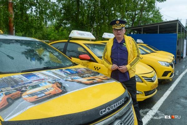Автомобиль Сергея напоминает ему о трех годах, проведенных в Америке