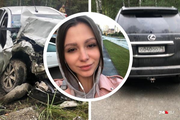 Получившая в аварии тяжёлую травму головы Анастасия учится на управленца и работает администратором в фитнес-клубе