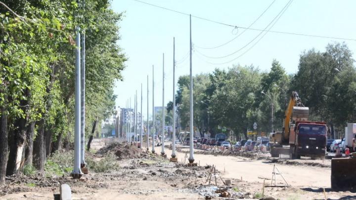 Часть Ленинградского проспекта с 8 сентября откроют для движения по новой дороге