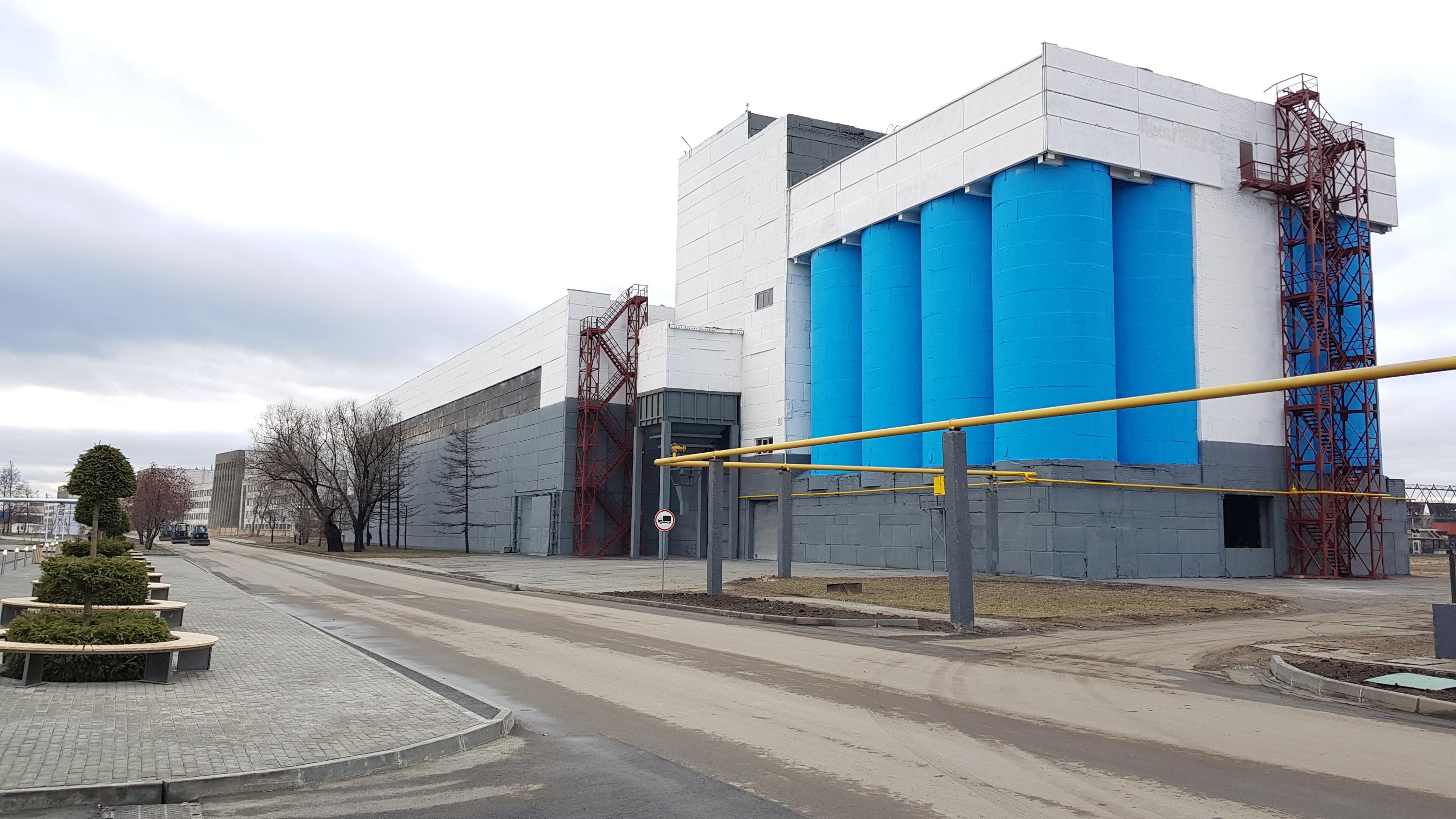 «УглеродПромСервис» заработал в 2009 году, индустриальный парк «Станкомаш» появился в 2015-м