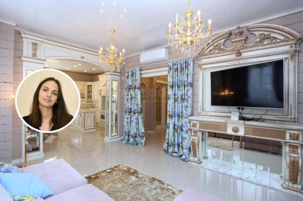 Жена новосибирского миллиардера и финансиста Евгения Милешина выставила дом на продажу