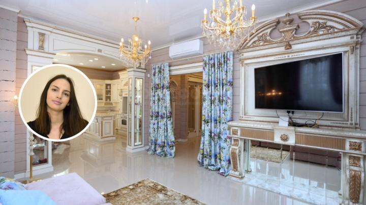 Жена новосибирского миллиардера Евгения Милешина-Ким выставила на продажу коттедж за 50 миллионов