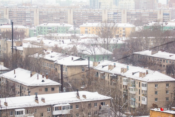 Самарским семьям помогут с жильем