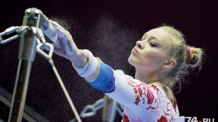 Грация и сила: в Челябинске определили лучших спортивных гимнасток страны