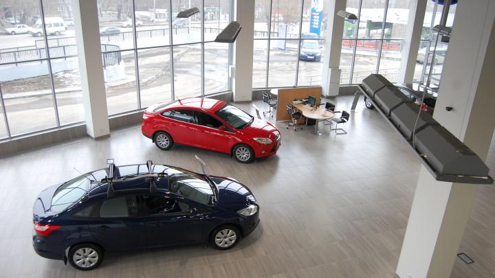 Новосибирск вошёл в топ-20 городов с самыми большими продажами новых авто