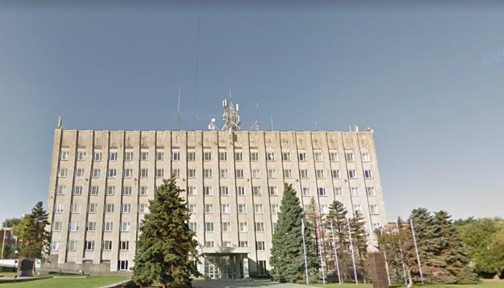 Силовики нагрянули в администрацию Таганрога с обыском