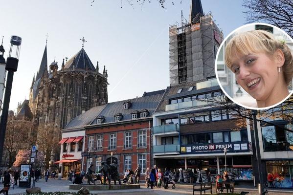 За 11 лет жизни небольшой немецкий Ахен стал для Юлии родным