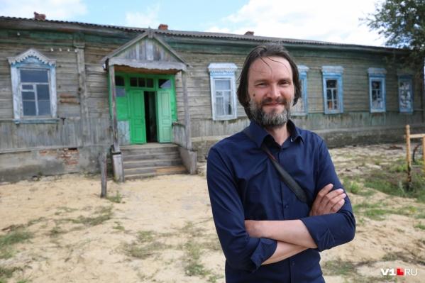 Федор Ермолов расскажет, как с помощью культуры поднимаются города и села