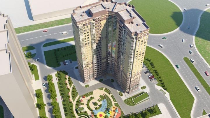 Новый кирпичный дом на Левенцовке: квартиры комфорт-класса по цене эконом-жилья