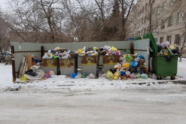 С начала года на горячую линию по мусоркам успели позвонить тысячи волгоградцев