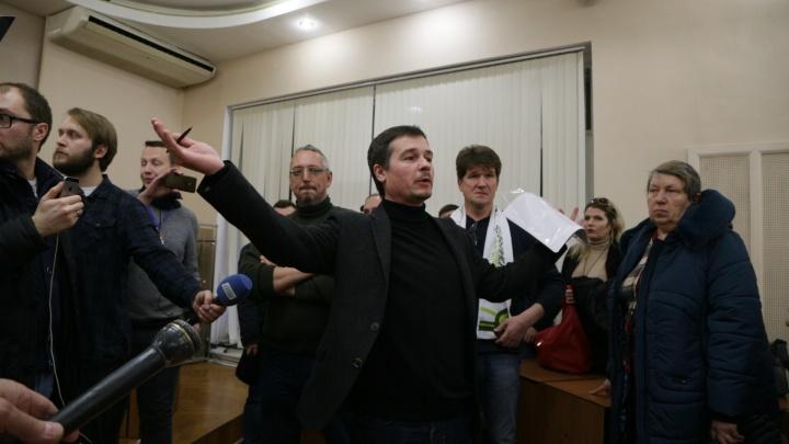 «Не политика, а экопротест»: лидер акции в администрации Челябинска намерен идти к промышленникам