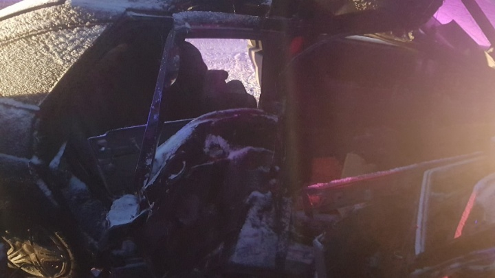 На Восточном обходе Перми погибла пассажирка Lada Priora