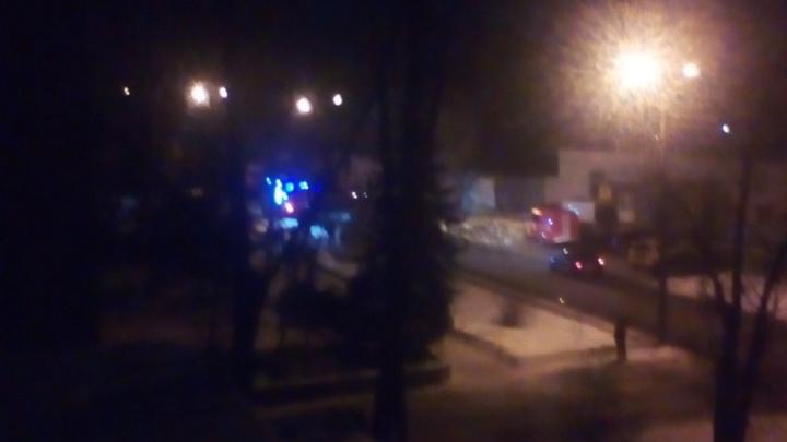 «Сильный дым и выключенный свет»: под Волгоградом загорелась поликлиника
