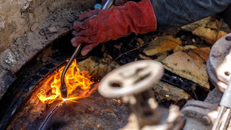В Волгограде в трёх районах с 23 по 25 апреля отключат горячую воду