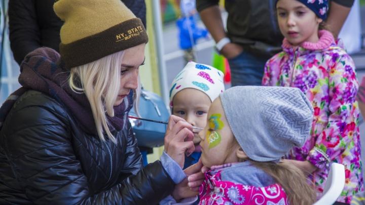 «Все бесплатно»: башкирские нефтяники открыли для детей парк аттракционов
