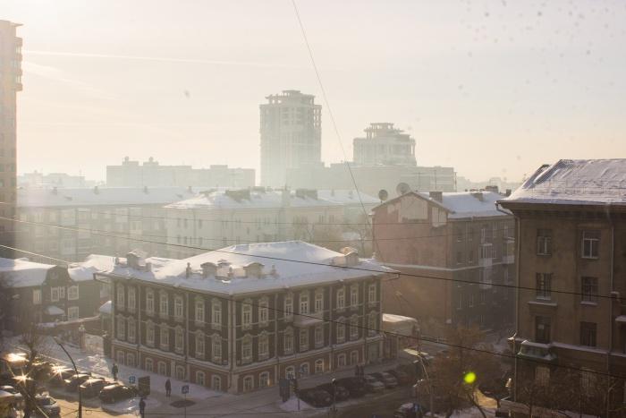 Учёные заинтересовались исследованием атмосферы Новосибирской области