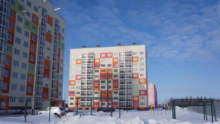 «Наш дом трещит по швам»: новоселы с Московского скучают по деревянным аварийкам