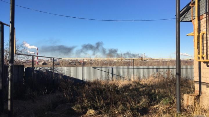 Второй раз за три дня: в Уфе снова пожар на нефтеперерабатывающем заводе