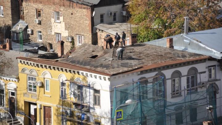 Купеческое имение в центре Ростова за 6 млн рублей превратили в «новодельный сарайчик»