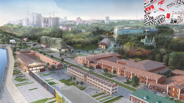 Реновацию завода Шпагина оценили в 9 млрд рублей. Денис Галицкий все ещё считает проект сомнительным