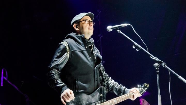 На Дне рождения Новосибирска выступит лидер рок-группы «Смысловые галлюцинации»