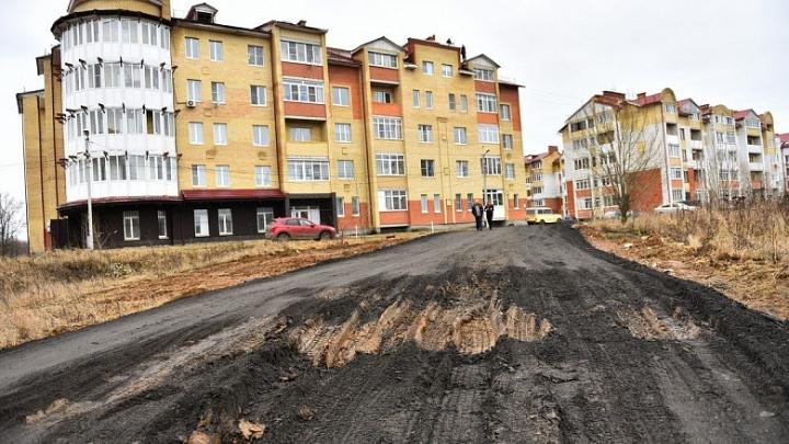 «Не станем чистить до асфальта»: в Ярославле определились, кто будет содержать временные дороги
