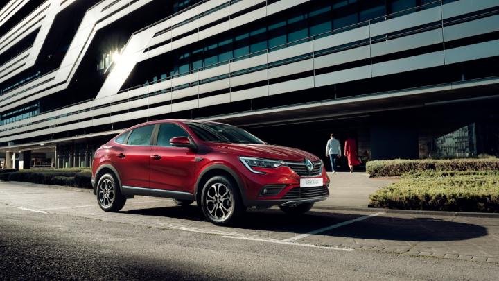 Обзор премьеры Renault Arkana: в чем новизна