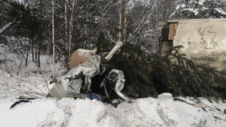 Появились новые кадры массового ДТП. Очевидцы говорят о занесенных снегом дорогах