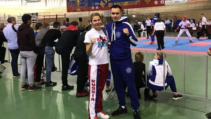 Сибирячка выиграла Кубок России по кикбоксингу после тяжёлой травмы