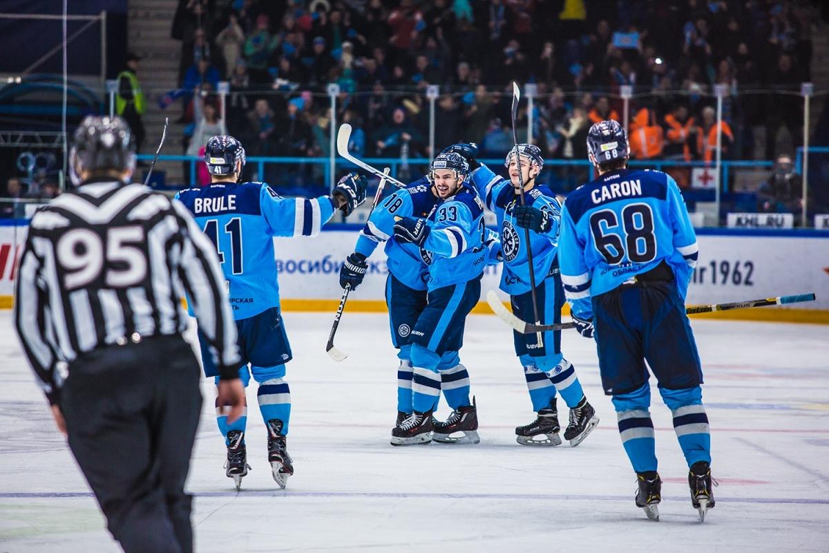 Игра проходила в культурно-развлекательном комплексе«Нагорный» в Нижнем Новгороде
