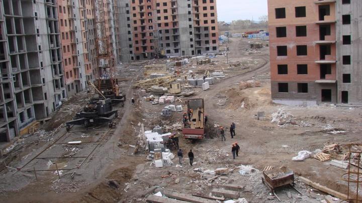 В запаздывающем к сдаче ЖК в «Солонцах-2» начали проектировать детсад