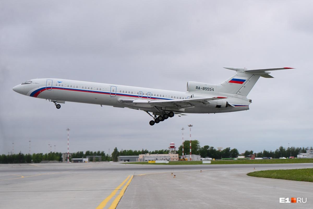 Ту-154, которые сейчас летают, прошли глубокую модернизацию, от советских машин у них остались разве что узнаваемые формы