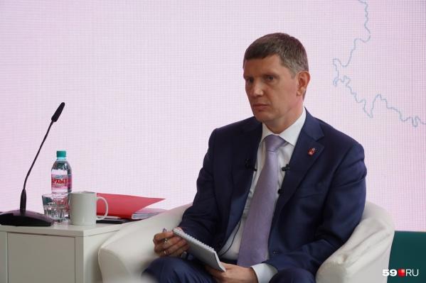 Максим Решетников жалеет об уходе маэстро
