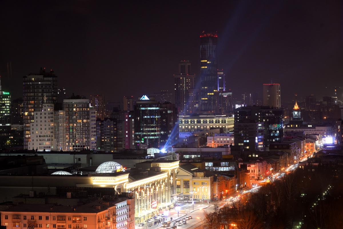 Новый год для Екатеринбурга будет счастливым, уверена Анна Кирьянова