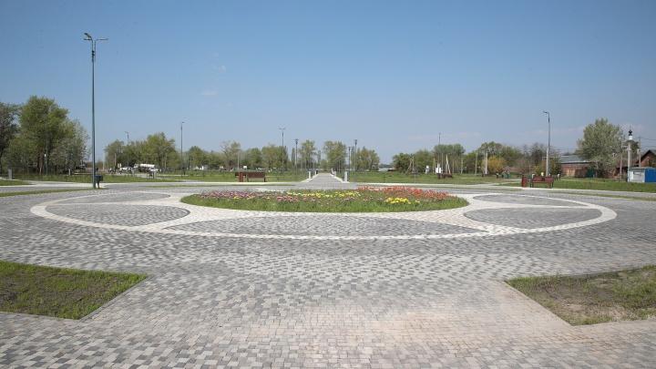 На строительство парка в Старочеркасской выделят 23 миллиона рублей