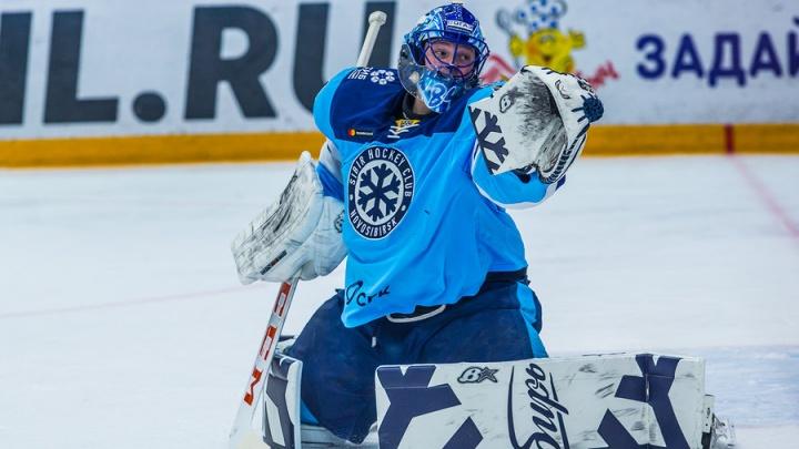 Сейв вратаря «Сибири» в последнем матче сезона попал в список лучших за неделю