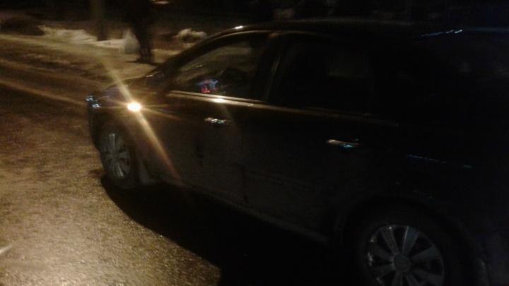 В Рыбинске молодой водитель сбил двух пешеходов