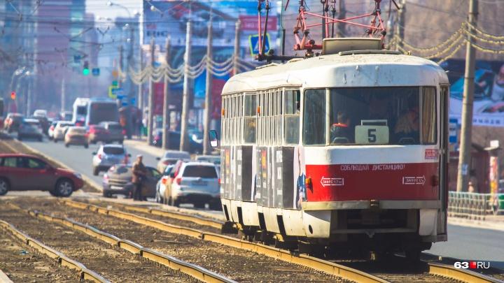 В Самаре вернут трамваи на Хлебную площадь