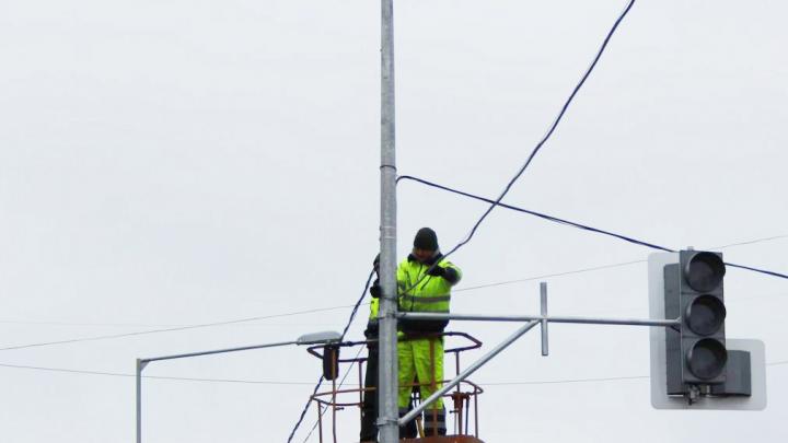 На опасном перекрестке в центре Самары установят светофор