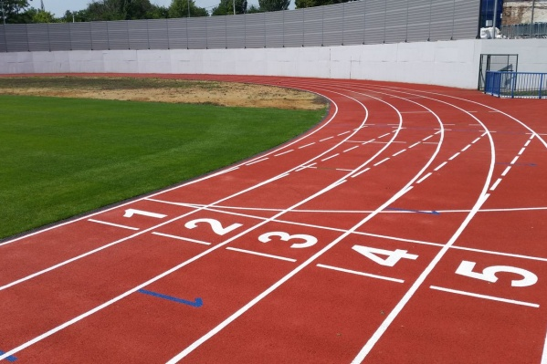 Стадион «Торпедо» в Таганроге реконструировали к чемпионату мира по футболу