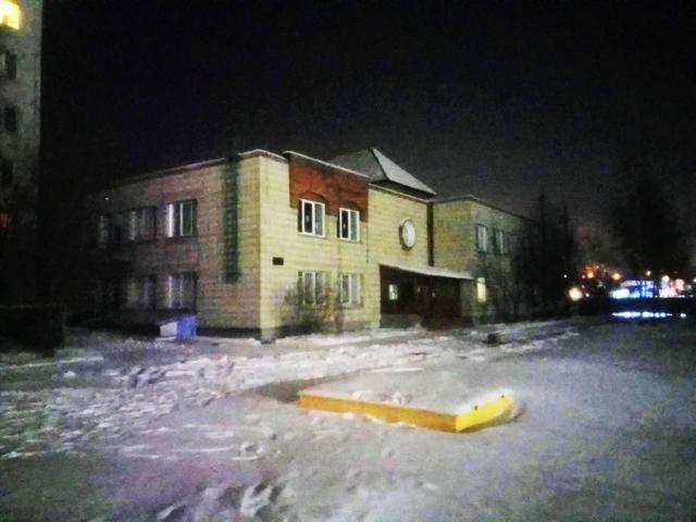 Католическую школу на Беловежской пришлось закрыть для учеников из-за коммунальной аварии