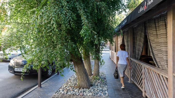 Террасы «уважаемых людей» не могут быть выше закона: общественник о бизнесе и памятниках Волгограда