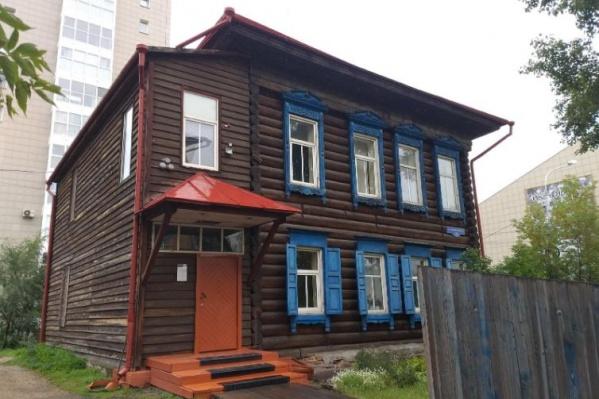 Дом на Марковского, 102