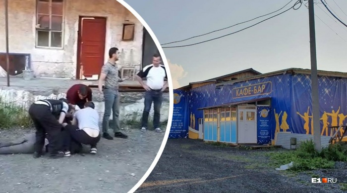 В Нижних Сергах у клуба произошла драка, в которой погиб мужчина
