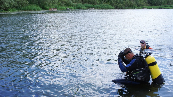 Искали сутки: в Уфе в озере Теплом нашли тело 13-летнего мальчика