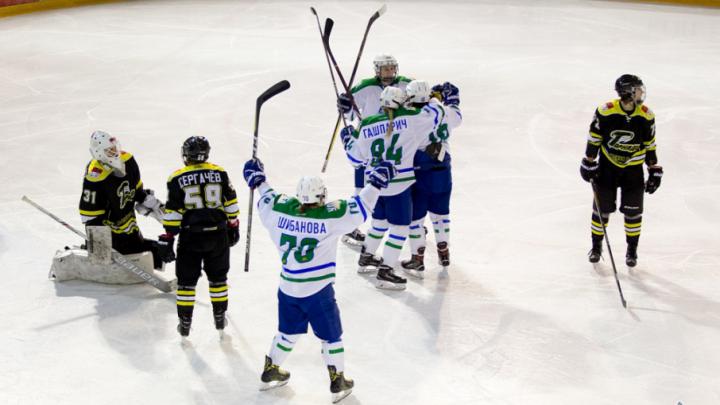 Уфимская «Агидель» впервые стала чемпионом Женской хоккейной лиги